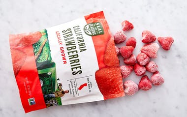California Frozen Strawberries