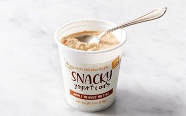 Apple Peanut Butter Yogurt & Oats
