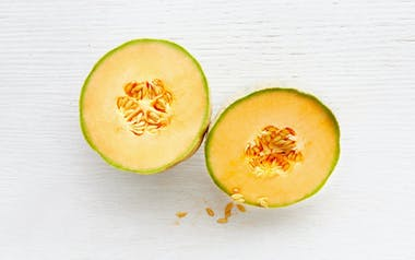 Organic Small Charentais Melon