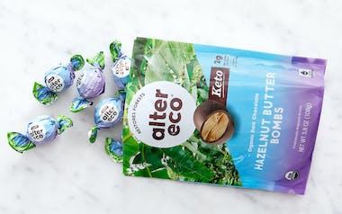 Chocolate Hazelnut Keto Bomb