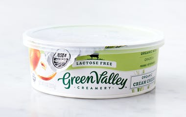 Organic Lactose Free Cream Cheese