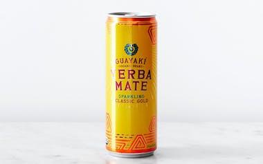 Organic Classic Gold Sparkling Yerba Mate