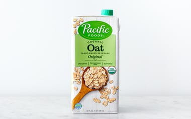 Organic Original Oat Milk