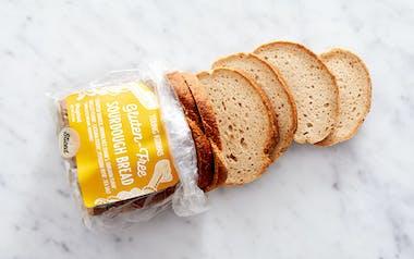 Gluten-Free Sliced Sourdough Boule