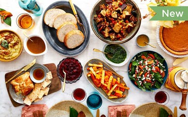 Small Ultimate Thanksgiving Turkey Dinner