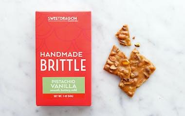 Pistachio Vanilla Brittle