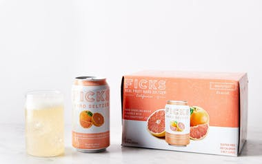 Grapefruit Hard Seltzer