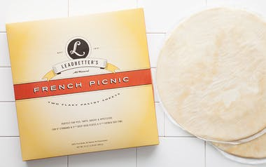 French Picnic Pastry Dough