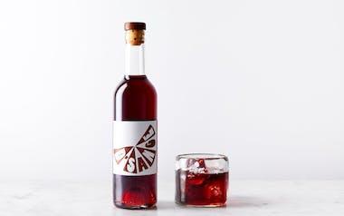 Mommenpop Blood Orange Aperitif Half Bottle