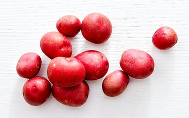 Organic Baby Red Norland Potatoes