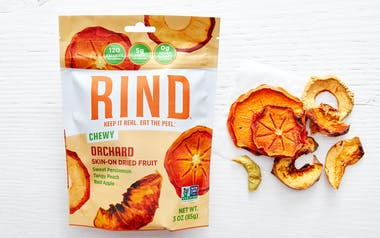 Orchard Blend Skin-On Dried Fruit