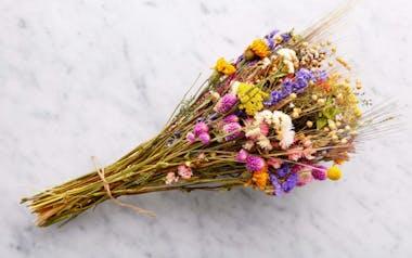 Organic Dried Flower Bouquet