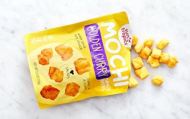 Tokyo Curry Mochi Rice Bites