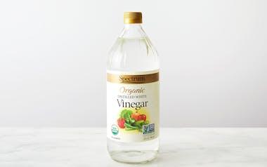 Organic Distilled White Vinegar