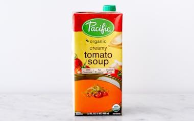 Organic Creamy Tomato Soup