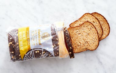 Organic Sprouted Whole Wheat & Honey Bread