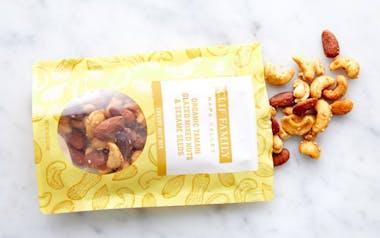 Organic Tamari Glazed Mixed Nuts & Sesame Seeds