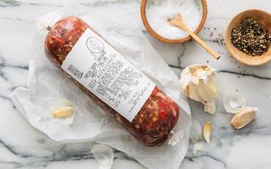 Grass-Fed Sweet Italian Beef Sausage (Frozen)