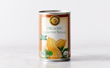 Organic Butternut Squash Puree