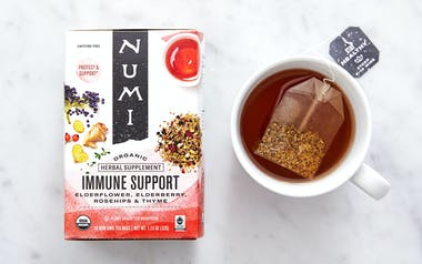 Organic Immune Support Tea Bags