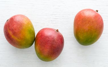 Organic Large Tommy Atkins Mango Trio (Mexico)