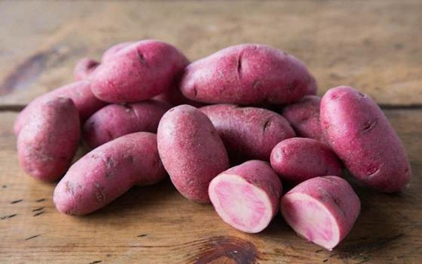 Organic Amarosa Fingerling Potatoes - Klamath Basin - SF Bay   Good Eggs