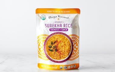 Turmeric and Cumin Rice