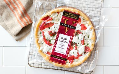 Tomato, Herb & Goat Cheese Pizza