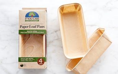 Paper Loaf Pans