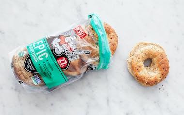 Organic Everything Bagels