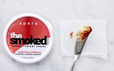 Plant-Based Smoked Cheese
