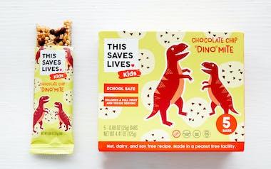 Chocolate Chip DinoMite Granola Bars