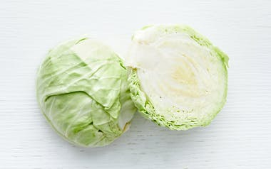 Organic Green Cabbage