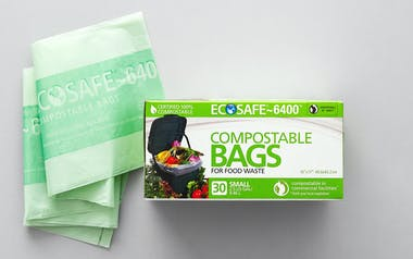 Mini Kitchen Compostable Bags