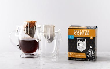 Angel's Landing Pour Over Coffee