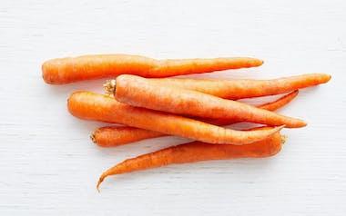 Organic Loose Nantes Carrots