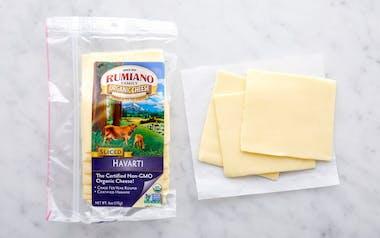 Organic Sliced Havarti