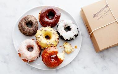 Half-Dozen Assorted Donuts