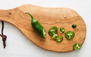 Organic & Fair Trade Jalapeño Pepper (Mexico)