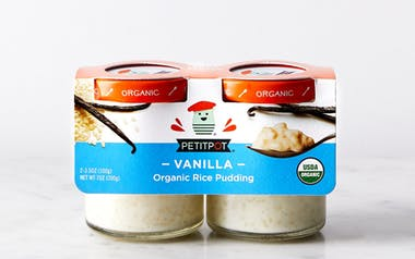 Organic Rice Pudding