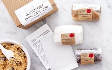 Wheat-Free Chocolate Chip Cookie Baking Kit