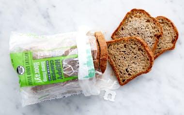 Gluten-Free Organic Hemp Seed Sandwich Bread