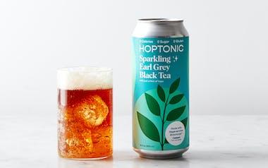Sparkling Earl Grey Tea