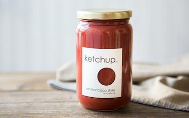 San Francisco-Style Ketchup