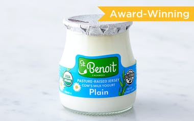 Organic Pasture-Raised Plain Yogurt
