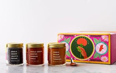 Single Origin Spice Trio Gift Box