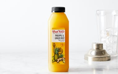 Pineapple & Ginger Root Cocktail Mixer