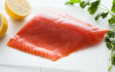 Wild Alaskan Coho Salmon (Frozen)