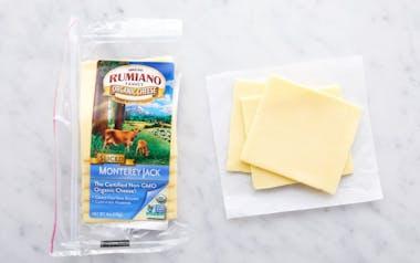 Organic Sliced Monterey Jack